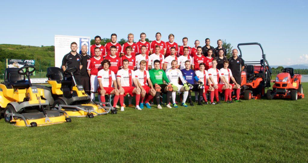 Die SG Hecklingen/Malterdingen in der Saison 2016/2017